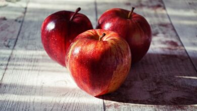 mele per la salute